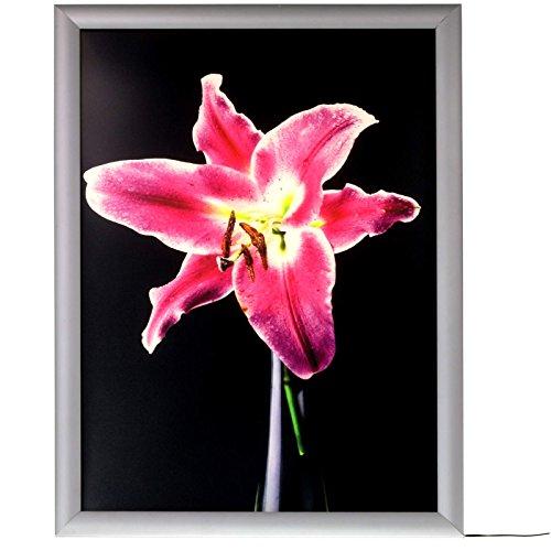 Preisvergleich Produktbild kaufdeinschild LED Rahmen Leuchtrahmen Posterrahmen Plakatrahmen Lichtkasten A1 mit CE