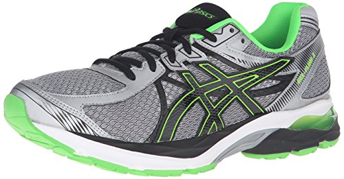 ASICS Herren Gel-Flux 3, Lightning/Black/Green Gecko, 39 EU