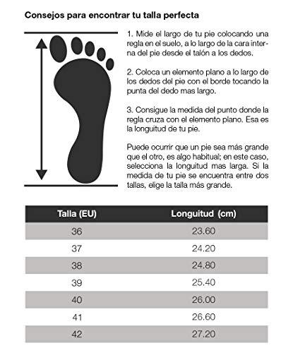 FELIZ CAMINAR - Zapatos Estampados Sanitarios Atom Sanitario/Antideslizantes y Cómodos para Mujer/Clínicas, Veterinarios, Hospital, Geriátricos (40)