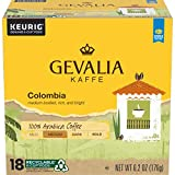 Gevalia Colombia Blend Medium Roast K-Cup Coffee Pods (18 Pods)