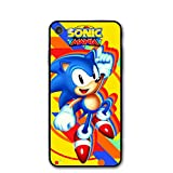 Sonic The Hedgehog Phone Cases for iPhone 7 Or Apple 8 Shell Back Soft Cell Mobile Cover Case with TPU+PC Frame