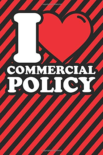Compare Textbook Prices for Notebook lined: Commercial policy Gifts - Funny I love Commercial policy Humor  ISBN 9798623099280 by Notebooks, Fabian's