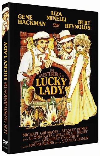 Abenteurer auf der Lucky Lady - Los Aventureros De Lucky Lady - Lucky Lady - Stanley Donen - Gene Hackman y Liza Minnelli - Aud