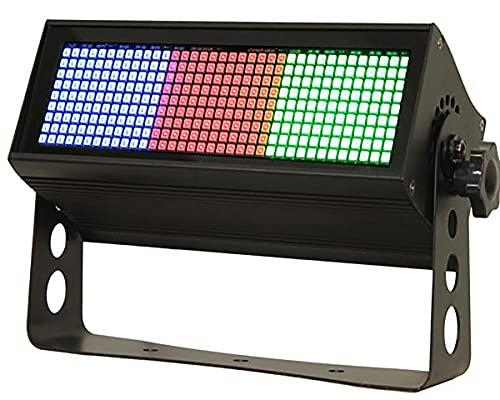 Strobe Light with Compact Size Event Lights for No Ultraviolet Radiation,Laser Lights for Party,Spider Moving Head Light Mixed with Multicolor (RGB)
