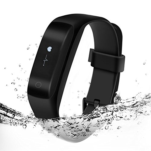 Lenovo HW01 Plus Smart Band with PAI (Black)