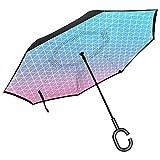 Paraguas Invertido Estética Y Tumblr, Paraguas Reversible p