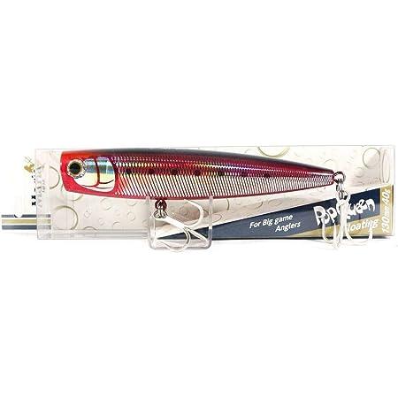 ヤマシタ(YAMASHITA) ポッパー ポップクイーン F130 130mm 40g 血みどろイワシ B02D ルアー