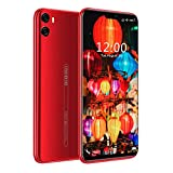 Telephone Portable debloqué 5,84 Pouces 4Go RAM+64Go ROM-128 Go 4G Smartphone Pas Cher Android 8.1...