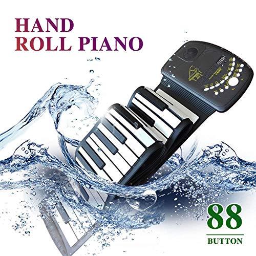 Hokaime Roll Up Piano con Altavoz Ruidoso Teclado electró