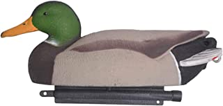 SmartHS Life-Like Floating Duck Mallard Duck Hunting Decoys, Male & Female Available for Hunting or Garden Decorations