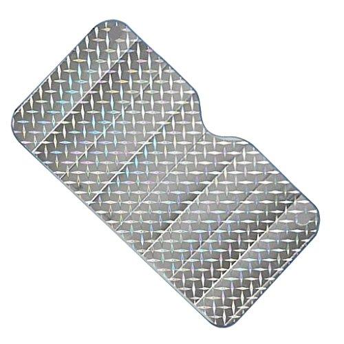 Toygogo Bloque de Visera de Protección Anti UV para Parabrisas de Coche Reflector de Parasol