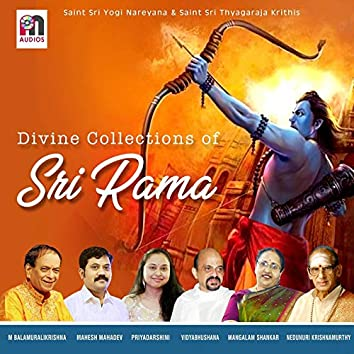 Divine Collections of Sri Rama