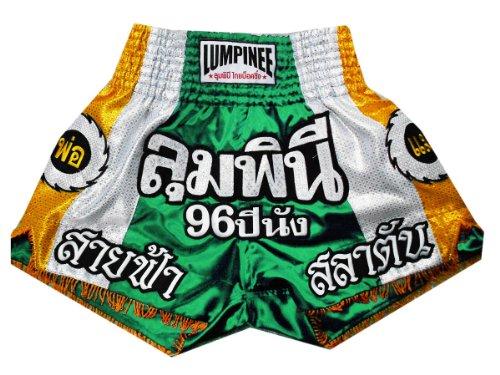 Lumpinee Muay Thai Kick Boxing Pantalones Boxeo Tailandes
