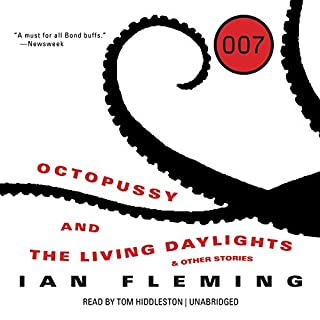 Page de couverture de Octopussy and The Living Daylights, and Other Stories