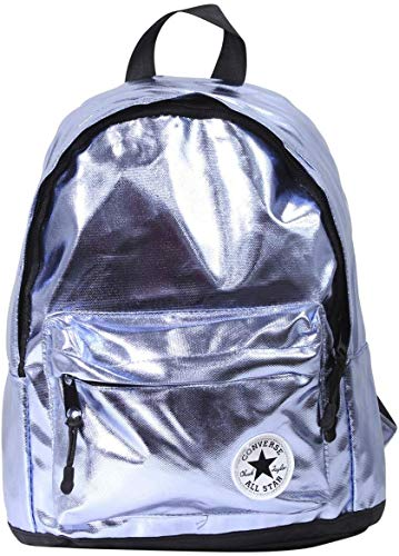 Converse Kid's Daypack Small Metallic Light Blue Backpack