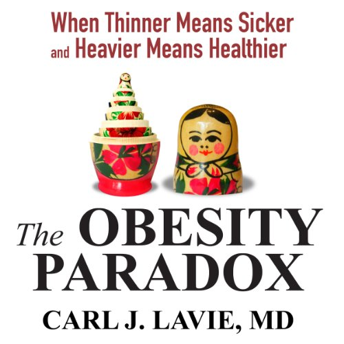 The Obesity Paradox cover art