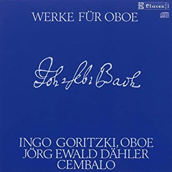 J. S. Bach : Works for Oboe and Harpsichord