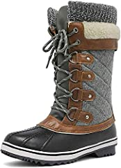 Durable water and wind-resistant,Cushioned footbed provides all-day comfort. Cold-weather boot featuring 200g Thermolite insulation rated to -25F FITTING TIPS: Full Size Only, Order Half Size Up For Loose Fit! Product measurements were taken using si...
