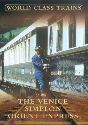 Preisvergleich Produktbild World Class Trains - The Venice Simplon Orient Express [2003] [DVD] [UK Import]