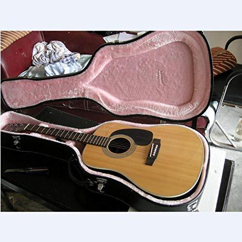Wuyuana Guitarra Cuerpo Redondo Guitarra Acústica Spruce Sólida Superior Guitarra Acústica Eléctrica Clásica Tipo D 28 Modelo 41 Guitarra Guitarra eléctrica