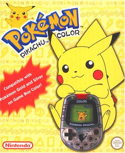 Pokemon Pikachu Ped-O-Meter Color