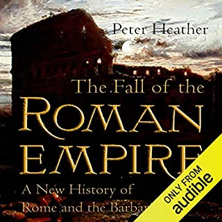 The Fall of the Roman Empire cover art