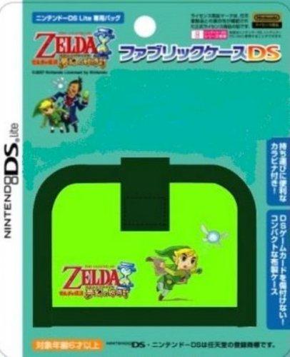 Official Nintendo DS Zelda Game Cartridge Case -...