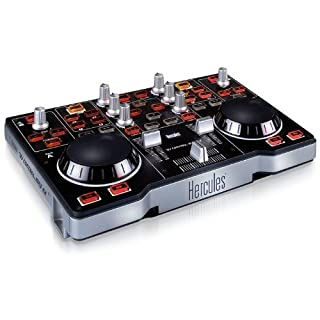 Hercules DJ Control mp3 e2 Table contrôle de mixage 2 Platine USB Noir (B002HH9TO2) | Amazon price tracker / tracking, Amazon price history charts, Amazon price watches, Amazon price drop alerts