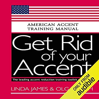 Get Rid of Your Accent: General American audiobook cover art