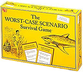 University Games Worst Case Scenario Game