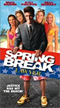 Spring Break Lawyer VHS