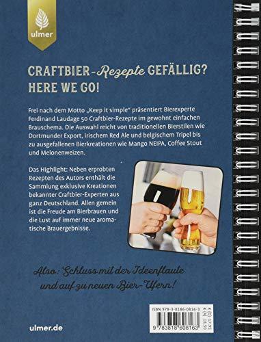 50 Craft-Bier-Rezepte: Kreative Biere einfach nachgebraut - 2