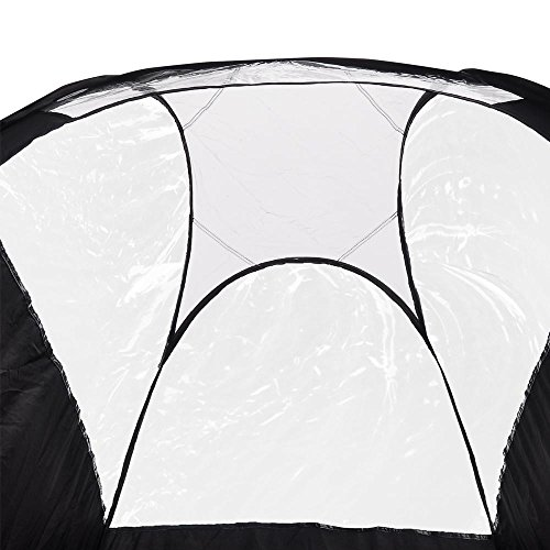 ZeHuoGe Pop-Up Tanning Booth Airbrush Tent With Carrying Bag