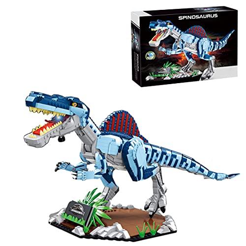 WWEI Dinosaurier Spielzeuge Bausteine...