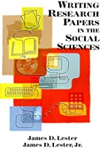 Best writing research papers in the social sciences Reviews