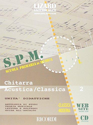CHITARRA ACUSTICA E CLASSICA - VOL. 2 +CD