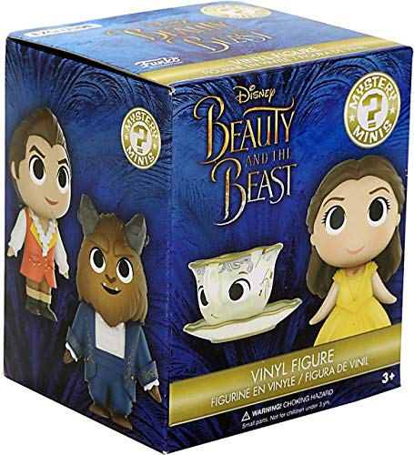 Funko 12225 \Disney Beauty and The Beast 2017 PDQ CDU 12\ Mystery Mini Caja ciega