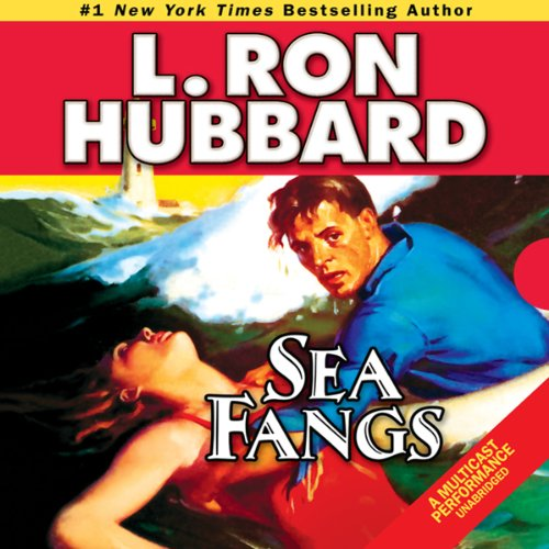 Sea Fangs audiobook cover art