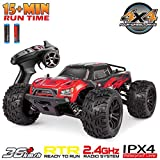 Hosim 1:16 Scale 2.4Ghz Radio Controlled RC Truck G174, High Speed 4WD Racing