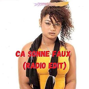 Ca sonne faux (Radio Edit)