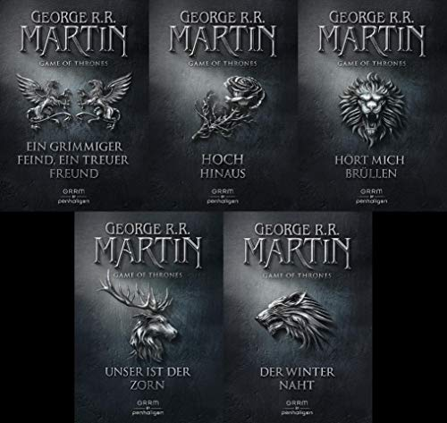 Martin George R R Game of Thrones Serie