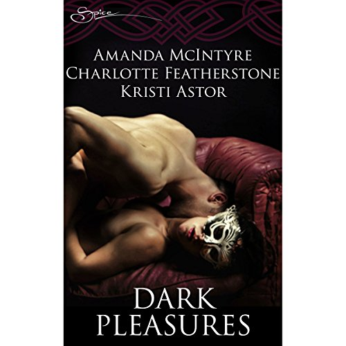 Dark Pleasures audiobook cover art