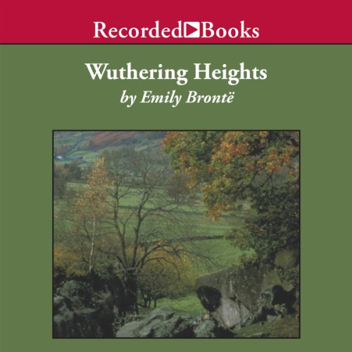 Wuthering Heights [Recorded Books Edition] cover art