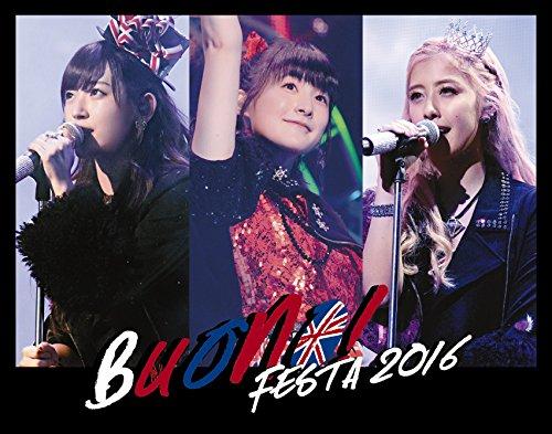 [画像:Buono! Festa 2016 [Blu-ray]]