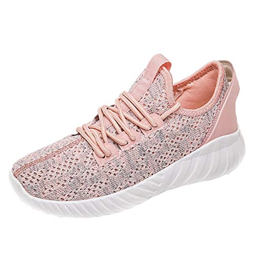 KUDICO Chausseur Femme Running, Fitness Sneakers Respirant Chaussures Léger Protection Confortable,Pieds Nus à séchage Rapide Chaussures (35-40)