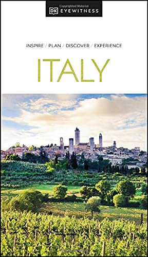 Compare Textbook Prices for DK Eyewitness Italy Travel Guide  ISBN 9780241509784 by DK Eyewitness