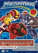 MegaMan NT Warrior, Vol. 9: Battlechip In!