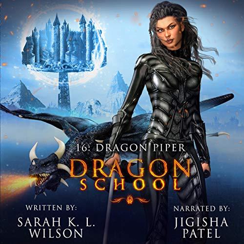 Dragon School: Dragon Piper cover art