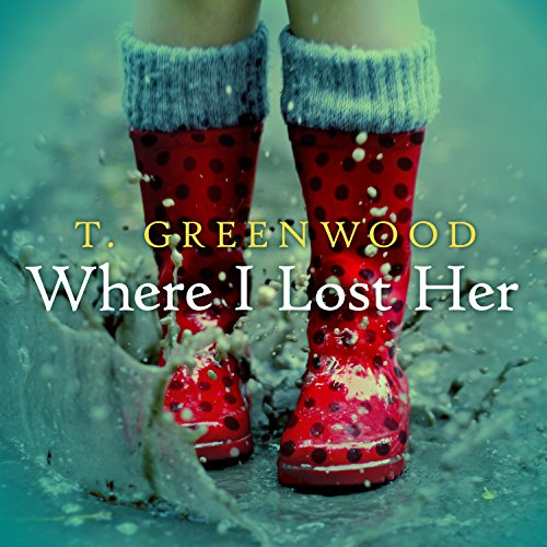Where I Lost Her audiobook cover art