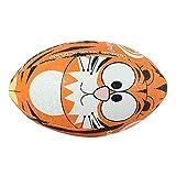 Optimum Ballon de Rugby, Tigre, Taille 3